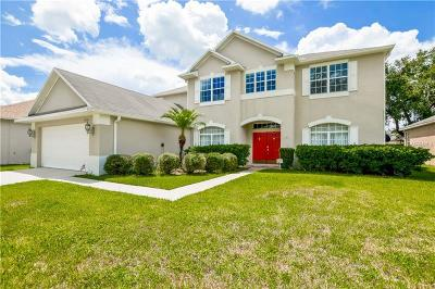 Orlando Single Family Home For Sale: 13586 Old Dock Road
