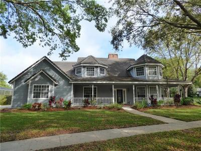 Maitland Single Family Home For Sale: 105 Stone Hill Drive