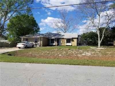 Deltona Single Family Home For Sale: 3116 Boxelder Street