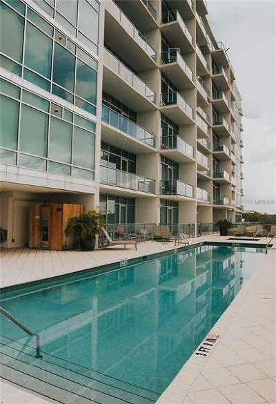 Orlando Condo For Sale: 101 S Eola Drive #604