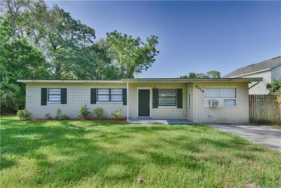Orlando Single Family Home For Sale: 6418 Hill Road