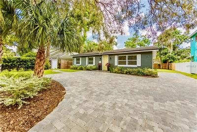 Orlando Single Family Home For Sale: 815 Laurel Avenue