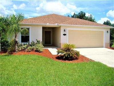Daytona Beach Single Family Home For Sale: 109 Thornberry Branch Lane