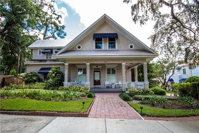 Orlando Single Family Home For Sale: 527 Broadway Avenue