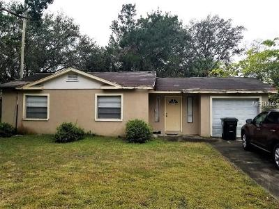 Daytona Beach Single Family Home For Sale: 308 N Seneca Street