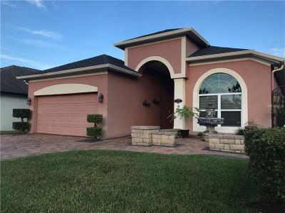 Oviedo Single Family Home For Sale: 945 Ekana Green Court