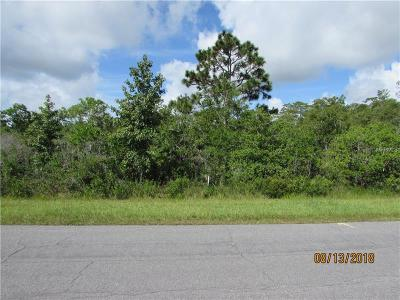 Orlando Residential Lots & Land For Sale: Wembley Avenue #12A