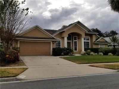 Lake Mary Single Family Home For Sale: 853 Eagle Claw Court