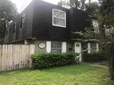 Orlando Multi Family Home For Sale: 526 S Eola Drive