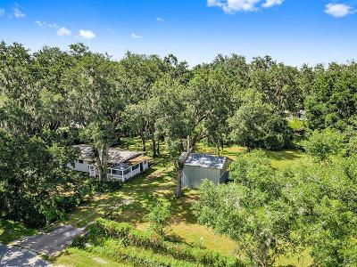 Sumter County Single Family Home For Sale: 2826 Cr 610