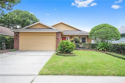 Winter Park Single Family Home For Sale: 1535 Lawndale Circle