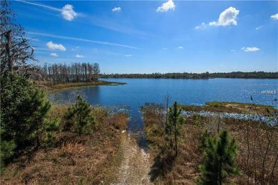 Seminole County, Volusia County Residential Lots & Land For Sale: Keelhaul Road