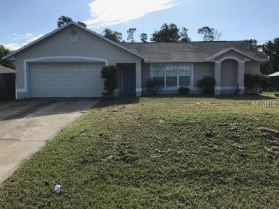 Deltona Single Family Home For Sale: 555 Cavalier Avenue