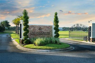 Windermere Residential Lots & Land For Sale: 1330 Lake Olivia