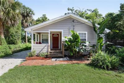 Winter Park Single Family Home For Sale: 1417 Miller Avenue