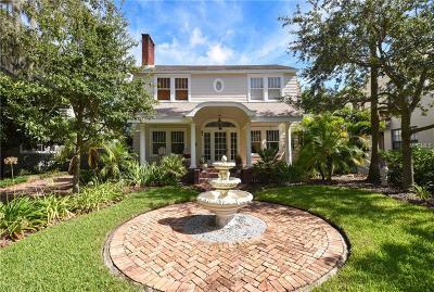 Single Family Home For Sale: 631 Hillcrest Street