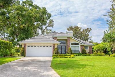 Winter Park Single Family Home For Sale: 1750 Oakhurst Avenue