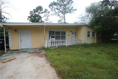 Orlando Single Family Home For Sale: 3724 Wade Road