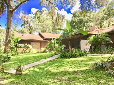 Apopka Single Family Home For Sale: 835 Votaw Road
