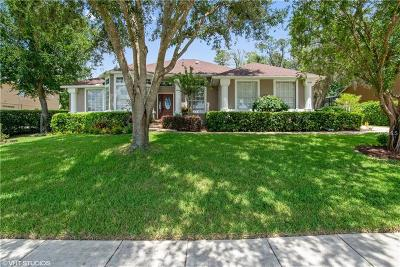 Sanford FL Single Family Home For Sale: $454,900