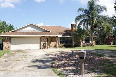Deltona  Single Family Home For Sale: 1320 Sonnet Court