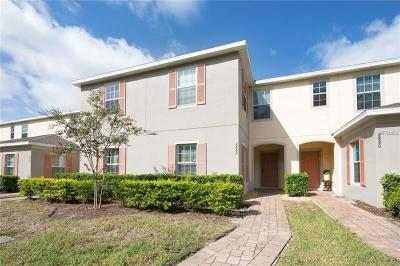 Kissimmee Townhouse For Sale: 2882 Tanzanite Terrace