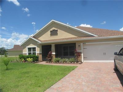 Kissimmee Single Family Home For Sale: 4913 Whistling Wind Avenue