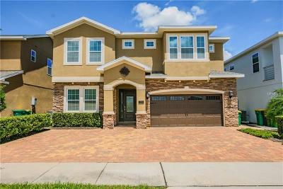 Kissimmee Single Family Home For Sale: 7615 Wilmington Loop