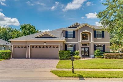Lake Mary Single Family Home For Sale: 399 Baymoor Way