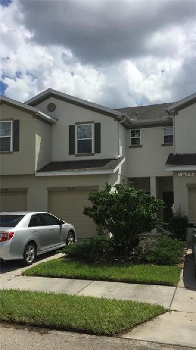Tampa Townhouse For Sale: 4950 White Sanderling Court