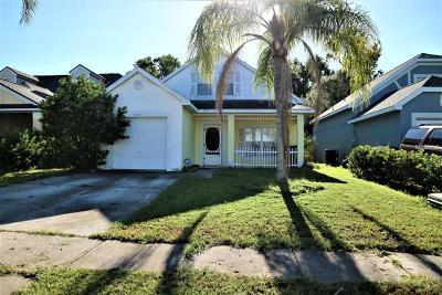 Orlando Single Family Home For Sale: 2522 Woods Edge Circle