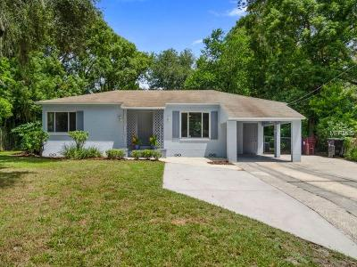 Single Family Home For Sale: 2113 Forest Circle