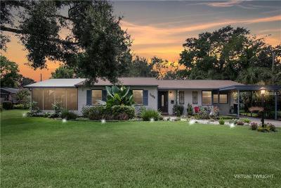 Single Family Home For Sale: 3680 Dubsdread Circle