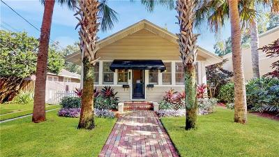 Orlando Single Family Home For Sale: 815 Palmer Street