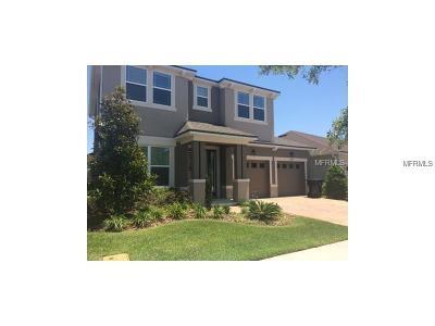 Celebration, Windermere, Winter Garden, Orlando Single Family Home For Sale: 5082 Dove Tree Street