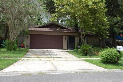 Winter Springs Single Family Home For Sale: 959 Sequoia Drive
