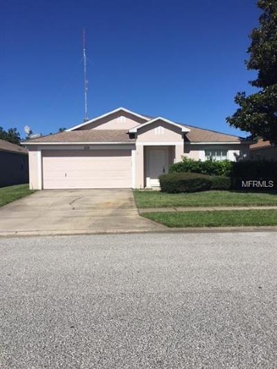 Daytona Beach Single Family Home For Sale: 209 Grand Preserve Way