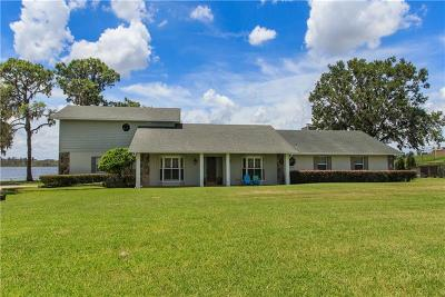 Winter Garden Single Family Home For Sale: 8750 Seidel Road