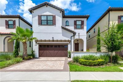 Orlando Single Family Home For Sale: 8322 Via Vittoria Way