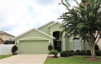 Winter Springs Single Family Home For Sale: 1004 Walnut Creek Cove