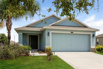 Mount Dora Single Family Home For Sale: 5747 Quinton Way