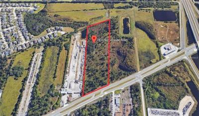 Residential Lots & Land For Sale: 7833 Narcoossee Road