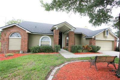 Oviedo Single Family Home For Sale: 1018 Merien Court