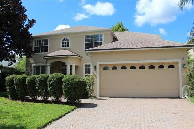 Oviedo Single Family Home For Sale: 3376 Red Ash Circle