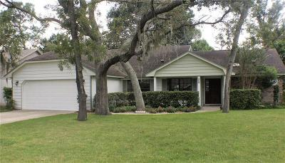 Longwood Single Family Home For Sale: 505 Wekiva Cove Road