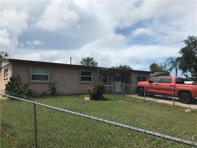 Daytona, Daytona Beach, Daytona Beach Shores, De Leon Springs, Flagler Beach Single Family Home For Sale: 36 Circle Drive