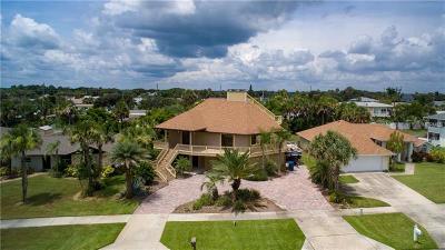 Volusia County Single Family Home For Sale: 4640 S Atlantic Avenue