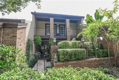 Winter Park Townhouse For Sale: 1118 Washington Avenue #5