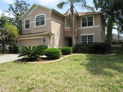 Oviedo Single Family Home For Sale: 395 Carriage Way Court