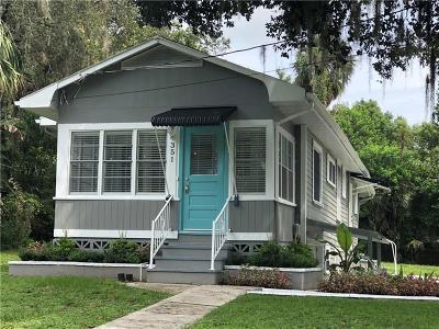 Mount Dora Single Family Home For Sale: 351 E 10th Avenue